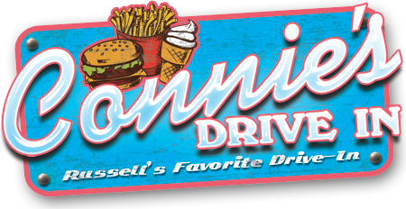 Connie's Drive-In Logo
