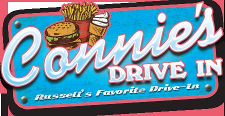 Connie's Drive-In Logo